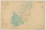 &lt;B&gt;Doyers <i>et al.</i>&lt;/B&gt; (1853). Commune d'Uytkerke. Province de Flandre Occid.le. Arrondissement de Bruges. Canton de Bruges. N.° 4. N.° 200. <i>Carte de Belgique. Réduction des plans cadastraux</i>. Dépot de la Guerre: Bruxelles. 1 map pp.