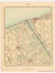 &lt;B&gt;Institut Cartographique Militaire&lt;/B&gt; (1897). Heyst. Feuille V, planchette n° 5. Levés et nivellements en 1861. Revision sur le terrain en 1884. Imprimé en couleurs en 1890. Réimprimé en 1897. <i>Carte topographique de la Belgique à l'echelle de 1:20.0