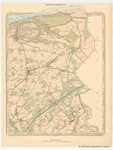 &lt;B&gt;Institut Cartographique Militaire&lt;/B&gt; (1895). Westcappelle. Feuille V, planchette n° 6. Levés et nivellements en 1862. Revision sur le terrain en 1884. Topogravé à l'Institut Cartographique Militaire en 1894. Imprimé en couleurs en 1895. <i>Carte topog