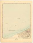 La Panne. Feuille XI, planchette n° 7 - 1883