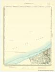 &lt;B&gt;Institut Cartographique Militaire&lt;/B&gt; (1950). La Panne (11/7). Levé et nivelé en 1860. Dernière revision en 1911. En surcharge: compléments partiels aux voies de communications 1949. <i>Carte topographique de la Belgique à l'echelle de 1:20.000 = Topog