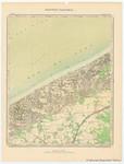 Oostdunkerke. Feuille XI, planchette n° 8 - 1860