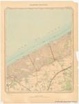 Institut Cartographique Militaire (1897). Oostdunkerke. Feuille XI, planchette n° 8. Levés et nivellements en 1860. Revision sur le terrain en 1883. Compléments en novembre 1897. Carte topographique de la Belgique à l'echelle de 1:20.000 = Topog