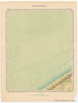 &lt;B&gt;Dépot de la Guerre&lt;/B&gt; (1875). Middelkerke. Feuille XII, planchette n° 1. Levée et nivelée en 1860. <i>Carte topographique de la Belgique à l'echelle de 1:20.000 = Topografische kaart van België op 1:20.000</i>. Dépot de la Guerre: Bruxelles. 1 map pp.