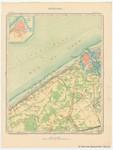Dépot de la Guerre (1876). Ostende. Feuille XII, planchette n° 2. Levée et nivelée en 1860. Carte topographique de la Belgique à l'echelle de 1:20.000 = Topografische kaart van België op 1:20.000. Dépot de la Guerre: Bruxelles. 1 map pp.