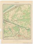 &lt;B&gt;Dépot de la Guerre&lt;/B&gt; (1875). Breedene. Feuille XII, planchette n° 3. Levée et nivelée en 1863. <i>Carte topographique de la Belgique à l'echelle de 1:20.000 = Topografische kaart van België op 1:20.000</i>. Dépot de la Guerre: Bruxelles. 1 map pp.
