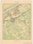 Dépot de la Guerre (1876). Nieuport. Feuille XII, planchette n° 5. Levée et nivelée en 1860. Carte topographique de la Belgique à l'echelle de 1:20.000 = Topografische kaart van België op 1:20.000. Dépot de la Guerre: Bruxelles. 1 map pp.
