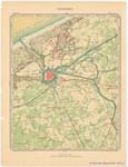&lt;B&gt;Dépot de la Guerre&lt;/B&gt; (1876). Nieuport. Feuille XII, planchette n° 5. Levée et nivelée en 1860. <i>Carte topographique de la Belgique à l'echelle de 1:20.000 = Topografische kaart van België op 1:20.000</i>. Dépot de la Guerre: Bruxelles. 1 map pp.