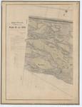 <B>Ponts et Chaussées. Flandre Occidentale</B> (1874-1885). Carte de la côte de Belgique 1:5.000 dressée entre 1874 et 1885. Administration des Ponts et Chaussées: Bruxelles