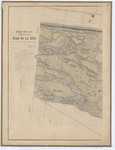 Ponts et Chaussées. Flandre Occidentale (1874-1885). Carte de la côte de Belgique 1:5.000 dressée entre 1874 et 1885. Administration des Ponts et Chaussées: Bruxelles
