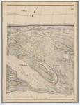 &lt;B&gt;Ponts et Chaussées. Flandre Occidentale&lt;/B&gt; (1877). Plan de la côte depuis le village d'Oostduinkerke jusqu'à la frontière française. Feuille 3, <b><i>in</i></b>: Ponts et Chaussées. Flandre Occidentale (1874-1885). <i>Carte de la côte de Belgique 1:5.