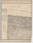 &lt;B&gt;Ponts et Chaussées. Flandre Occidentale&lt;/B&gt; (1874). Plan de la côte depuis le village d'Oostduinkerke jusqu'à celui de Middelkerke. Feuille 6N, <b><i>in</i></b>: Ponts et Chaussées. Flandre Occidentale (1874-1885). <i>Carte de la côte de Belgique 1:5.0