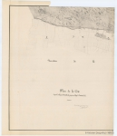&lt;B&gt;Ponts et Chaussées. Flandre Occidentale&lt;/B&gt; (1874). Plan de la côte depuis le village d'Oostduinkerke jusqu'à celui de Middelkerke. Feuille 6S, <b><i>in</i></b>: Ponts et Chaussées. Flandre Occidentale (1874-1885). <i>Carte de la côte de Belgique 1:5.0