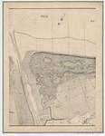 &lt;B&gt;Ponts et Chaussées. Flandre Occidentale&lt;/B&gt; (1874). Plan de la côte depuis le village d'Oostduinkerke jusqu'à celui de Middelkerke. Feuille 8N, <b><i>in</i></b>: Ponts et Chaussées. Flandre Occidentale (1874-1885). <i>Carte de la côte de Belgique 1:5.0