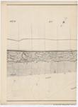 &lt;B&gt;Ponts et Chaussées. Flandre Occidentale&lt;/B&gt; (1874). Plan de la côte depuis le village d'Oostduinkerke jusqu'à celui de Middelkerke. Feuille 10, <b><i>in</i></b>: Ponts et Chaussées. Flandre Occidentale (1874-1885). <i>Carte de la côte de Belgique 1:5.0