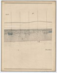Ponts et Chaussées. Flandre Occidentale (1885). Plan de la côte partie comprise entre le village de Middelkerke et celui de Wenduyne. Feuille 13, in: Ponts et Chaussées. Flandre Occidentale (1874-1885). Carte de la côte de Belgique