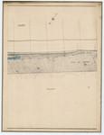&lt;B&gt;Ponts et Chaussées. Flandre Occidentale&lt;/B&gt; (1885). Plan de la côte partie comprise entre le village de Middelkerke et celui de Wenduyne. Feuille 14, <b><i>in</i></b>: Ponts et Chaussées. Flandre Occidentale (1874-1885). <i>Carte de la côte de Belgique