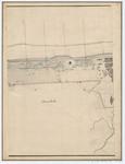Ponts et Chaussées. Flandre Occidentale (1885). Plan de la côte partie comprise entre le village de Middelkerke et celui de Wenduyne. Feuille 15, in: Ponts et Chaussées. Flandre Occidentale (1874-1885). Carte de la côte de Belgique