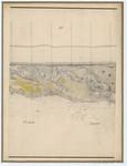 Ponts et Chaussées. Flandre Occidentale (1885). Plan de la côte partie comprise entre le village de Middelkerke et celui de Wenduyne. Feuille 20, in: Ponts et Chaussées. Flandre Occidentale (1874-1885). Carte de la côte de Belgique
