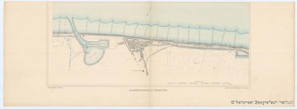 Blankenberge en Wenduine - 1880