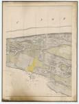 &lt;B&gt;Ponts et Chaussées. Flandre Occidentale&lt;/B&gt; (1873). Plan de la côte depuis la limite est du village de Heyst jusqu'à la frontière Néerlandaise. Feuille 23, <b><i>in</i></b>: Ponts et Chaussées. Flandre Occidentale (1874-1885). <i>Carte de la côte de Be