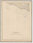 &lt;B&gt;Ponts et Chaussées. Flandre Occidentale&lt;/B&gt; (1873). Plan de la côte depuis la limite est du village de Heyst jusqu'à la frontière Néerlandaise. Feuille 30, <b><i>in</i></b>: Ponts et Chaussées. Flandre Occidentale (1874-1885). <i>Carte de la côte de Be