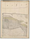 Ponts et Chaussées. Flandre Occidentale (1873). Plan de la côte depuis la limite est du village de Heyst jusqu'à la frontière Néerlandaise. Feuille 25, in: Ponts et Chaussées. Flandre Occidentale (1874-1885). Carte de la côte de Be
