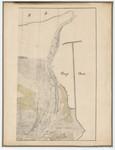 &lt;B&gt;Ponts et Chaussées. Flandre Occidentale&lt;/B&gt; (1873). Plan de la côte depuis la limite est du village de Heyst jusqu'à la frontière Néerlandaise. Feuille 26, <b><i>in</i></b>: Ponts et Chaussées. Flandre Occidentale (1874-1885). <i>Carte de la côte de Be