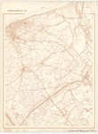 Militair Geografisch Instituut (1964). Westkapelle 5/6. Opmeting door aerofotogrammetrie in 1950. Luchtopname in 1948-1949. Gedeeltelijke aanvulling 1953. Carte topographique analogique de la Belgique à l'echelle de 1:10.000 = Analoge topografis