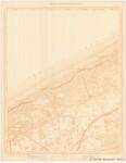 &lt;B&gt;Militair Geografisch Instituut&lt;/B&gt; (1950). Oost-Dunkerke (11/8). Levé et nivelé en 1860. Dernière revision en 1911. In overdruk: gedeeltelijke aanvulling van de verkeerswegen 1949. <i>Carte topographique analogique de la Belgique à l'echelle de 1:10.00