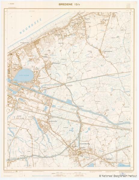 Bredene 12/3 - 1982