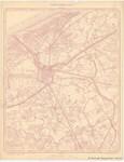Institut Cartographique Militaire (1939). Nieuport (12/5). Levé et nivelé en 1860. Dernière revision en 1911. Complements en 1933. Imp. litho. de l'Institut Cartographique Militaire 1934. Carte topographique analogique de la Belgique à l'echelle