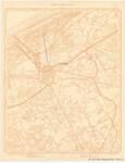 &lt;B&gt;Militair Geografisch Instituut&lt;/B&gt; (1949). Nieuport (12/5). Levé et nivelé en 1860. Dernière revision en 1911. Complements en 1933. In overdruk: gedeeltelijke aanvulling van de verkeerswegen 1949. <i>Carte topographique analogique de la Belgique à l'ec