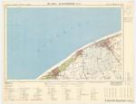 &lt;B&gt;Militair Geografisch Instituut&lt;/B&gt; (1971). De Haan - Blankenberge 4/7-8. Uitgave 2 - IGMB 1971 M834. Herziening 1969. <i>Carte topographique analogique de la Belgique à l'echelle de 1:25.000 = Analoge topografische kaart van België op 1:25.000</i>. Mil