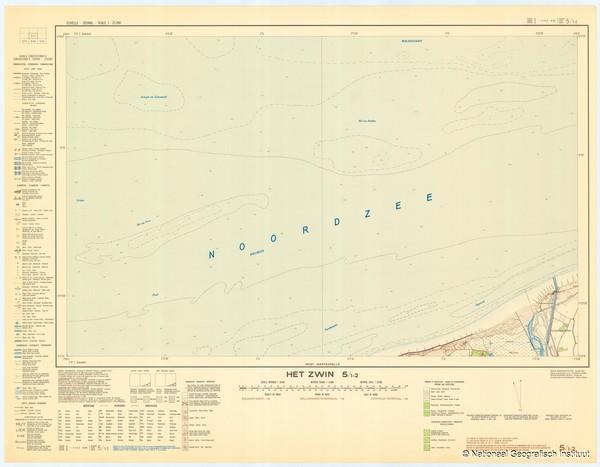 Het Zwin 5/1-2 - 1953