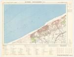 Militair Geografisch Instituut (1971). De Panne - Oostduinkerke 11/7-8. Uitgave 2. IGMB 1971 - M834. Herziening 1969. Carte topographique analogique de la Belgique à l'echelle de 1:25.000 = Analoge topografische kaart van België op 1:25.000.