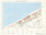 Nationaal Geografisch Instituut (1985). De Panne - Oostduinkerke 11/7-8. Uitgave 3. IGNB 1985 - M834. Herziening 1982. Carte topographique analogique de la Belgique à l'echelle de 1:25.000 = Analoge topografische kaart van België op 1:25.000