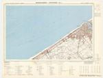 &lt;B&gt;Militair Geografisch Instituut&lt;/B&gt; (1971). Middelkerke - Oostende 12/1-2. Uitgave 2 - IGMB 1971 M834. Herziening 1969. <i>Carte topographique analogique de la Belgique à l'echelle de 1:25.000 = Analoge topografische kaart van België op 1:25.000</i>. Mi