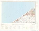 Nationaal Geografisch Instituut (1985). Middelkerke - Oostende 12/1-2. Uitgave 3 - IGNB 1985 M834. Herziening 1982. Carte topographique analogique de la Belgique à l'echelle de 1:25.000 = Analoge topografische kaart van België op 1:25.000. N