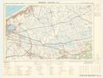 Militair Geografisch Instituut (1971). Bredene - Houtave 12/3-4. Uitgave 2 - IGMB 1971 M834. Herziening 1969. Carte topographique analogique de la Belgique à l'echelle de 1:25.000 = Analoge topografische kaart van België op 1:25.000. Militai