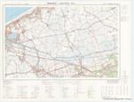 Nationaal Geografisch Instituut (1986). Bredene - Houtave 12/3-4. Uitgave 3 - IGNB 1986 M834. Herziening 1982. Carte topographique analogique de la Belgique à l'echelle de 1:25.000 = Analoge topografische kaart van België op 1:25.000. Nation