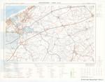 Nationaal Geografisch Instituut (1986). Nieuwpoort - Leke 12/5-6. Uitgave 3 - IGNB 1986 M834. Herziening 1982. Carte topographique analogique de la Belgique à l'echelle de 1:25.000 = Analoge topografische kaart van België op 1:25.000. Nation
