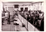 Machineafdeling van visserijschool 'Kasteeltje'