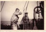 Bemanning met mand aan boord