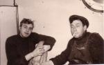 Daniel Valcke (links) en René Valcke