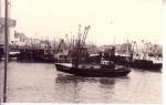 Z.233 Albatros (Bouwjaar 1943) in vissershaven Zeebrugge