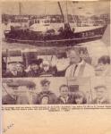 Doop Z.578 Carohein (Bouwjaar 1965) te Zeebrugge