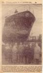 Tewaterlating Z.569 Blauwvoet (Bouwjaar 1965)