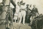 Bemanning en andere personen aan boord van de H.3 Verdun (Bouwjaar 1923), author: Onbekend