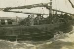 Vissers aan boord van de H.3 Verdun (Bouwjaar 1923)